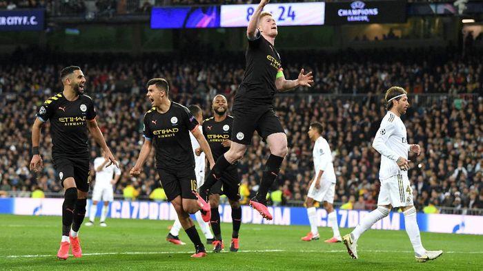 Hal Yang Harus Dilakukan Real Madrid Untuk Kalahkan Man City Ketika Sergio Ramos Absen